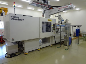 SODICK TR450EH (450T) Electric Hybrid Injection Molding Machine