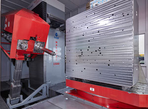 EMSIL Narwhal-1500 CNC Deep Hole Drilling Machining Center