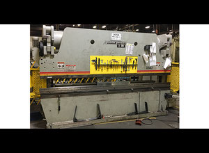Used Accurpress Hydraulic 725012 250 Ton Press Brake