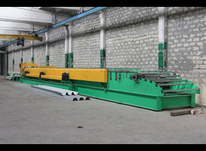 trapezoidal sheet-metal machine