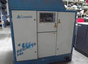 Compressor a pistone Compair Regata 110