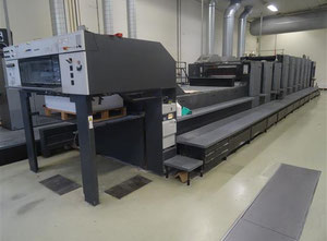 Heidelberg CD 102-6 LYLX Offset six colours