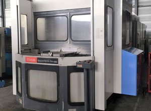 Used Mazak FH 680 CNC Horizontal Machining Centre