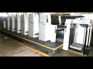 MAN ROLAND R306 - 6 coulors Offset Printing machine