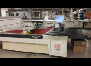 Lectra Vector 2500 Automated cutting machine