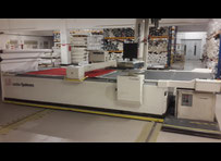 Lectra Vector 7000 Automated cutting machine