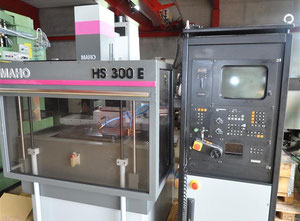 Maho HS 300 E/W Senkerodiermaschine