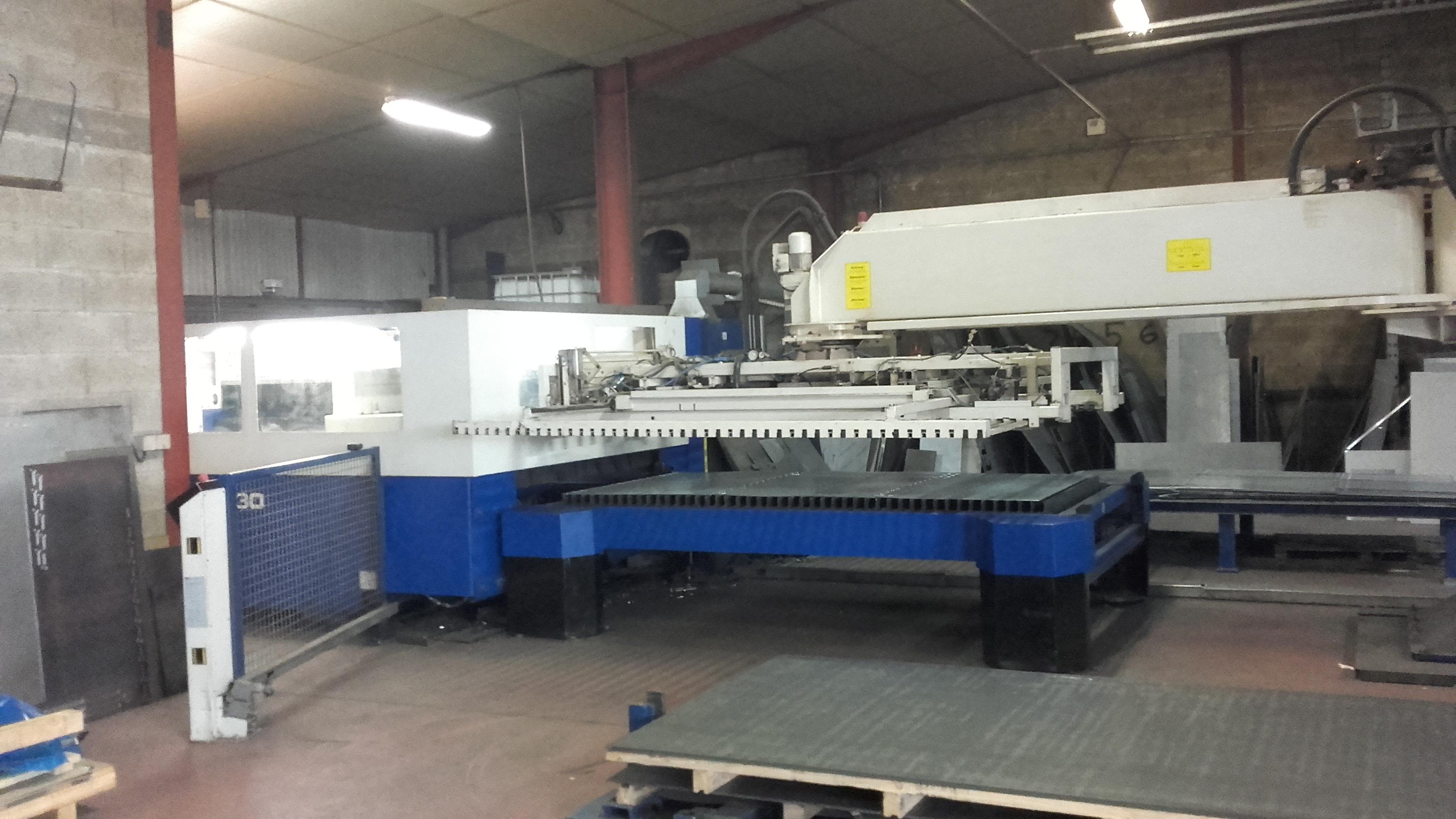 Trumpf L 3030 Laser Cutting Machine Exapro