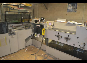 Hohner HSB 7000 saddle stitcher