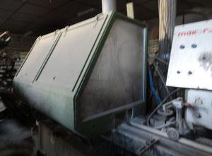 Cabina di verniciatura Makor CSP4