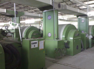 RIETER C1/3, Carding Machine