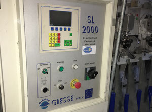 GIESSE SL 2000, Chenille / Fantasy Yarn Machine