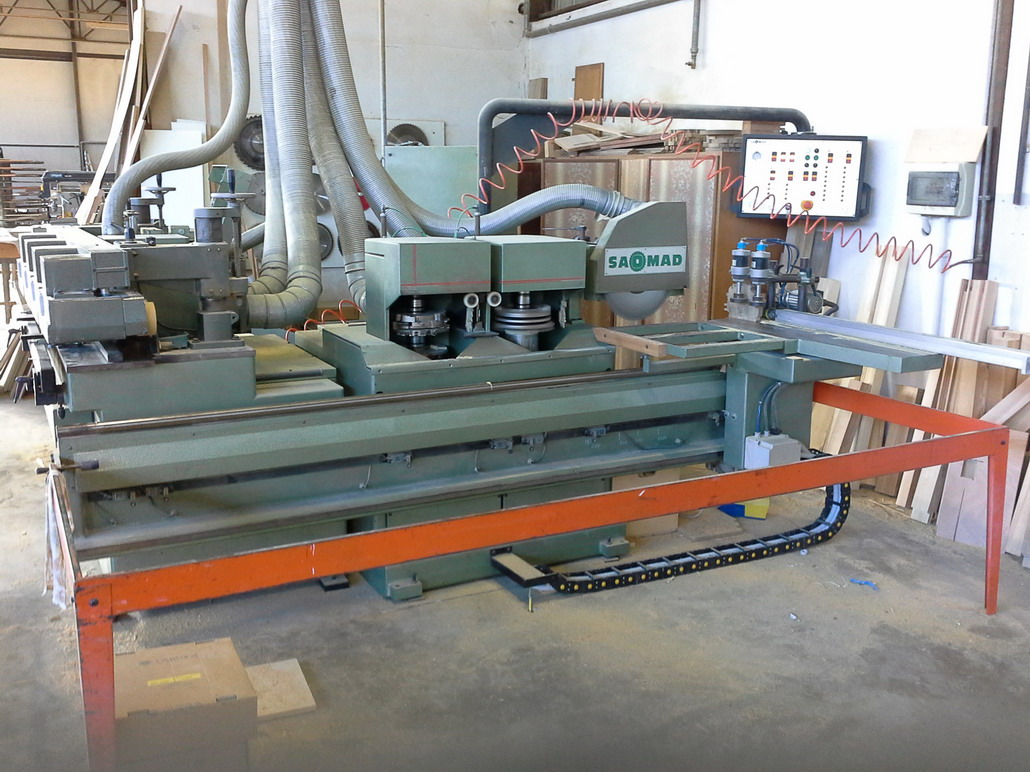 Wood Mill Machine ~ Saomad wood milling machine exapro