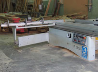 Paoloni P 3200S Sliding table saw