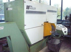 Missler 410 Compucut band saw for metal