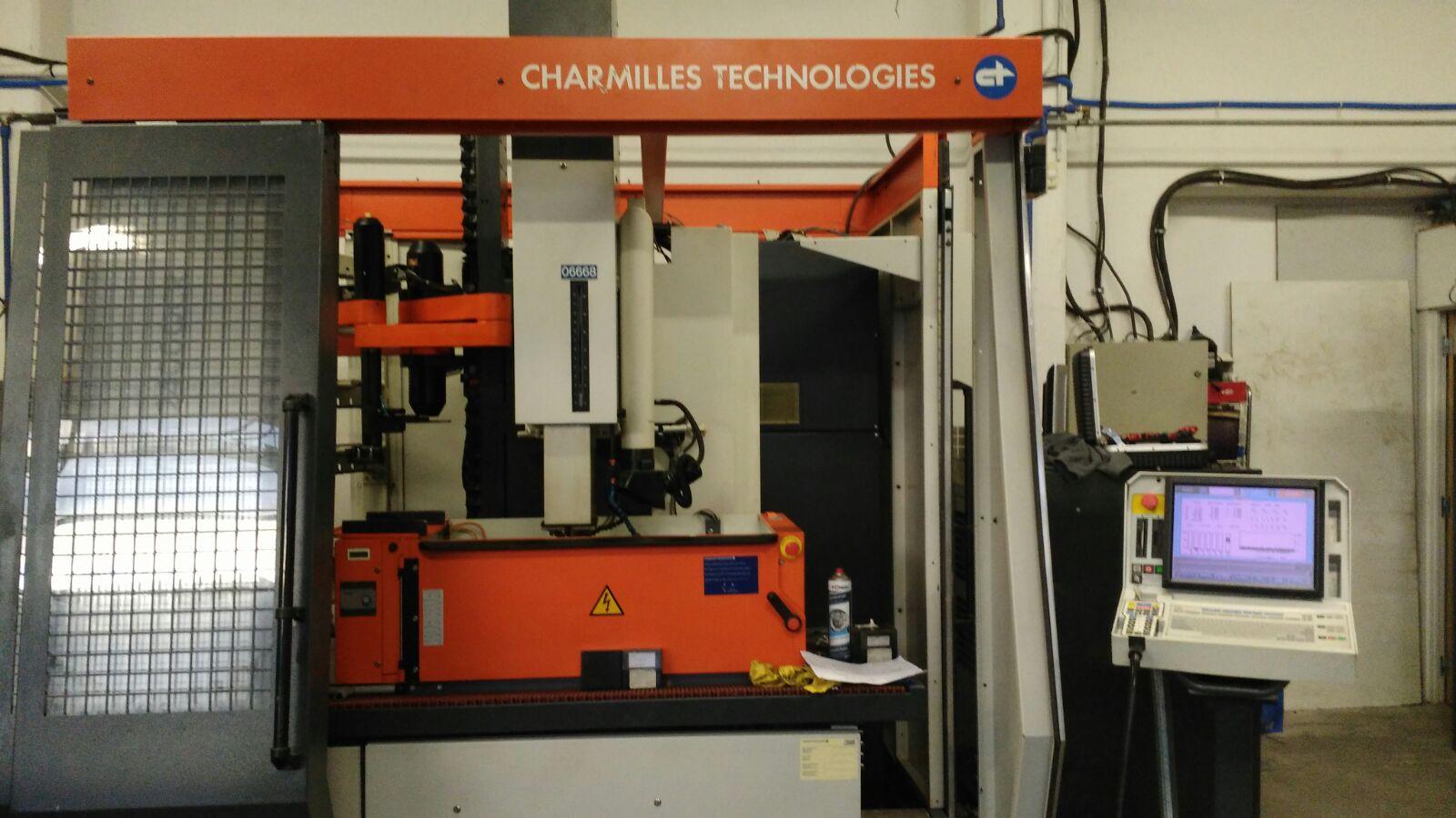 Charmilles Roboform 2400 Qcr Die Sinking Edm Machine Exapro