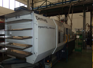 Demag ERGOtech concept 1500-440 Injection moulding machine