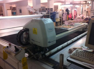 Assyst Bullmer Procut XL 7501 Automated cutting machine
