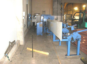 Simec MEC 120 CNC saw for metal - other