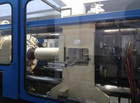 Battenfeld 400 Ton Injection moulding machine