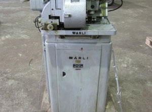 Used WAHLI Type 96 Horizontal gear hobbing manual machine