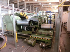Voest / Piefer FA 1250x3 Other sheetmetal machinery
