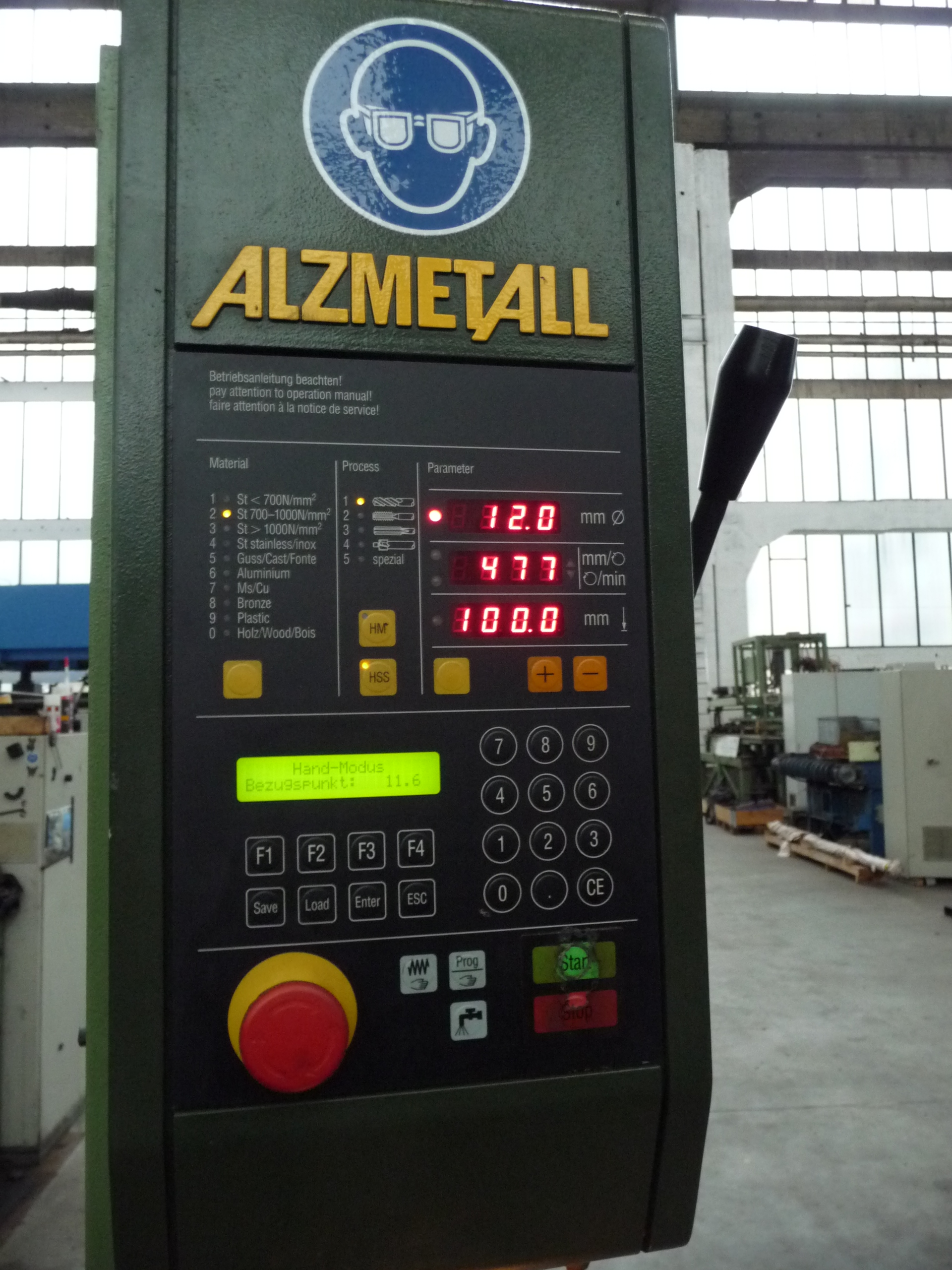 used ac machine