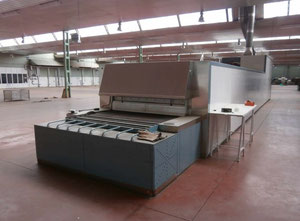 Werner & Pfleiderer 1500 Cooking tunnel