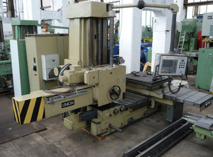 Union Wmw BFT 90/5 TNC Table type boring machine CNC
