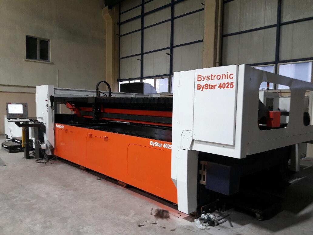 Bystronic Bystar 4025 Laser Cutting Machine Exapro
