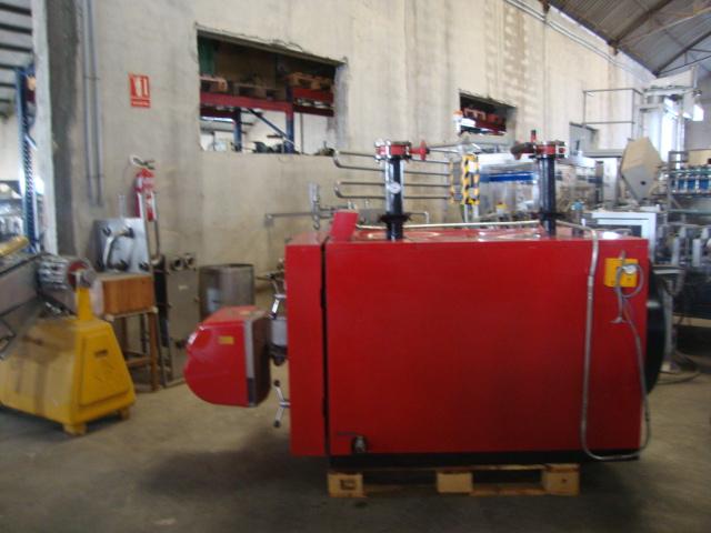 Roca Cpa350 Industrial Boiler Exapro
