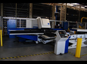 Trumpf Trumpf TC 5000 R - 1300 + TrumaGrip Punching machine / nibbling machine with CNC