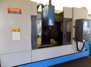 MAZAK VTC 20B Machining center - 5 axis