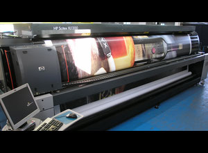 Stampante digitale HP Scitex XL1200 Printer