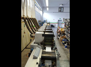 Mida MD 270 Label printing machine