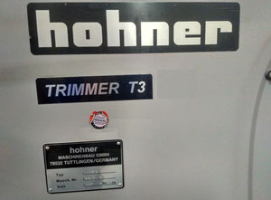 Hohner Hohner Trimmer T3 Exact-Plus Naehemaschine