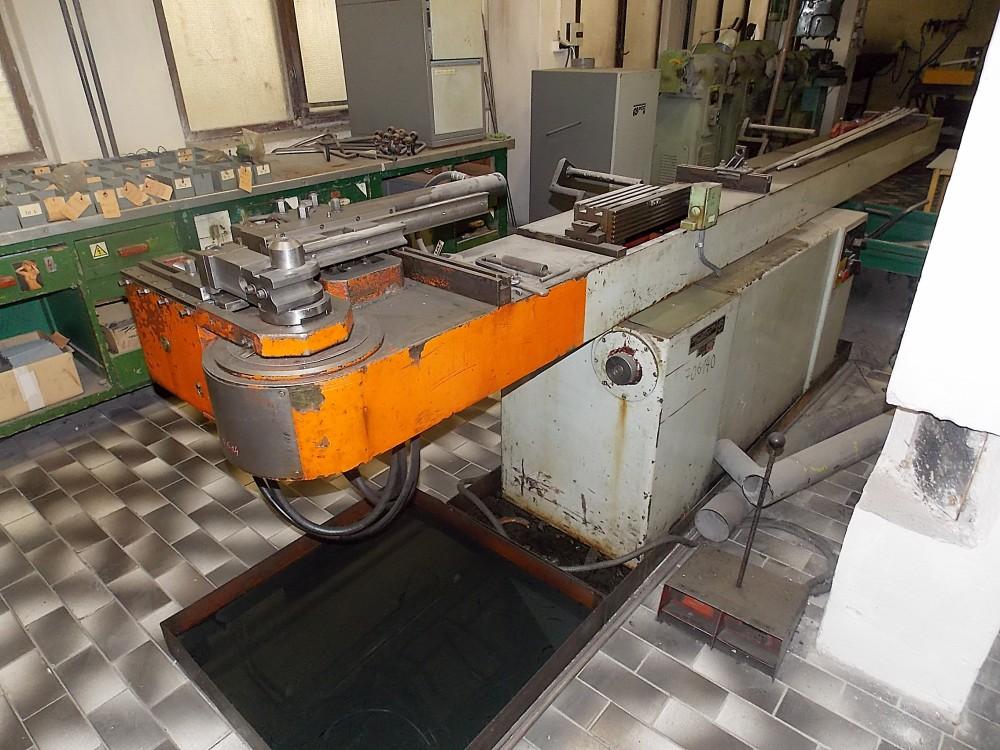 Curvadora de tubo espe xoth 40 maquinas de segunda mano for Curvadora de tubos segunda mano