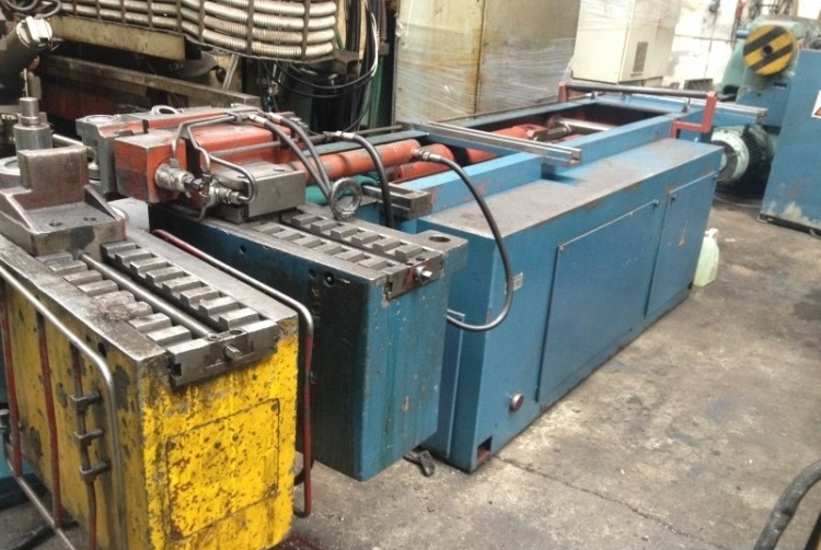 Curvadora de tubo vs unicorn xoth 80 maquinas de segunda for Curvadora de tubos segunda mano