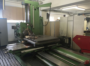 TOS Varnsdorf W 100 A Table type boring machine