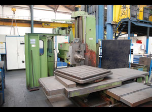 TOS Varnsdorf WH 10 CNC Table type boring machine CNC