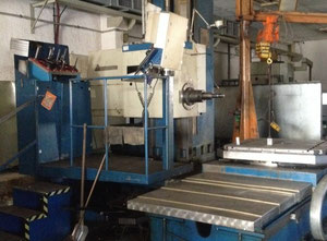 TOS Varnsdorf WHN 11 CNC Table type boring machine CNC