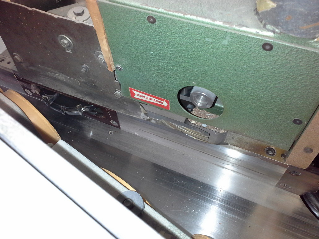 Saomad PF 2 Used spindle moulding machine - Exapro
