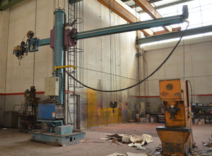 Codesol 6X4M Welding positioner
