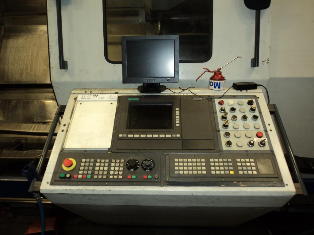 WFL CNC Machining center - horizontal - Exapro