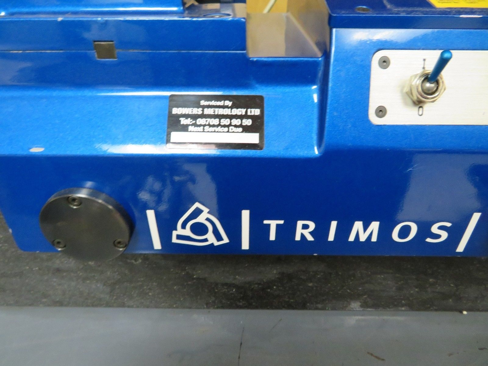 Used trimos telh 1000 exapro - Garage auto pro arc les gray ...