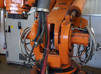 ABB IRB 6400/120 M96 S4 Industrial Robot