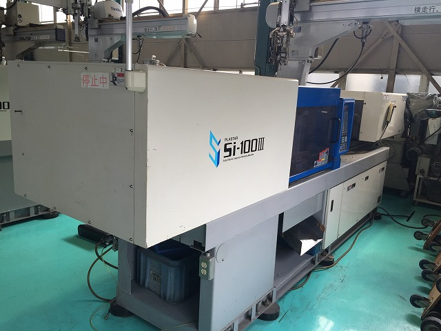 Toyo Si 100iii F200 100t All Electric Injection Molding