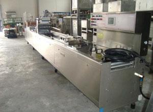Tvarování termoplastů - Tvarující, plnící a  uzavírací linka Elton 6000 (420)