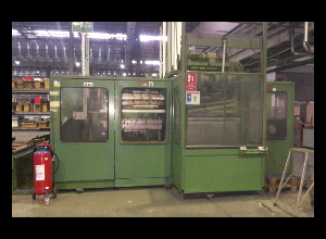 Adolf Illig Plate forming machine