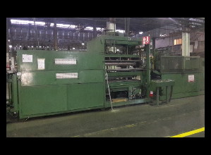 Kiefel KS 98/210 Plate forming machine